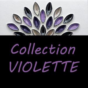 Le violet est la couleur du luxe, du mystère et de la spiritualité